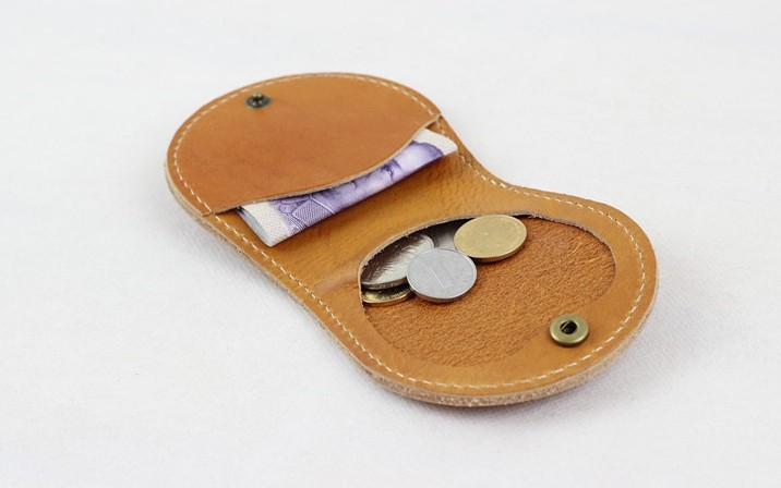 horseshoe coin purse