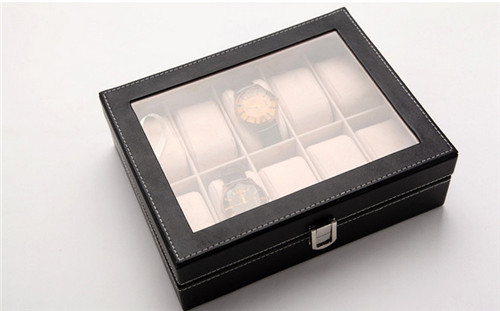 watches storage box